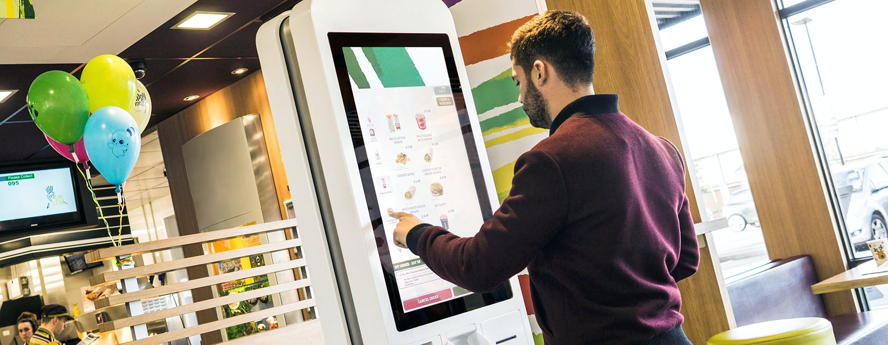 Why retailers cannot ignore McDonald's' touchscreen innovation