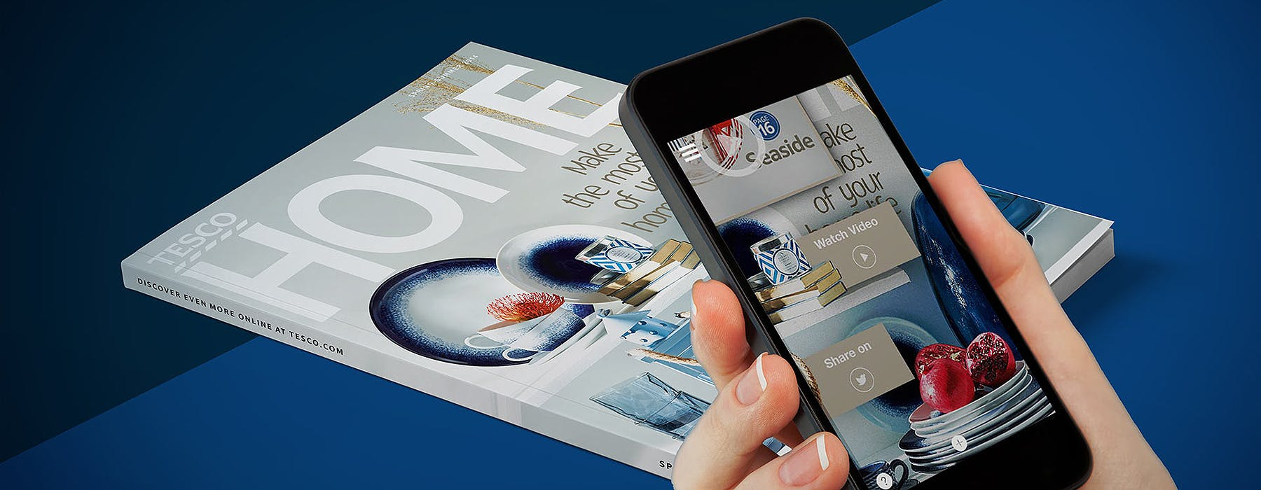Augmented reality: Finally enriching the customer experience with more than simple gimmicks